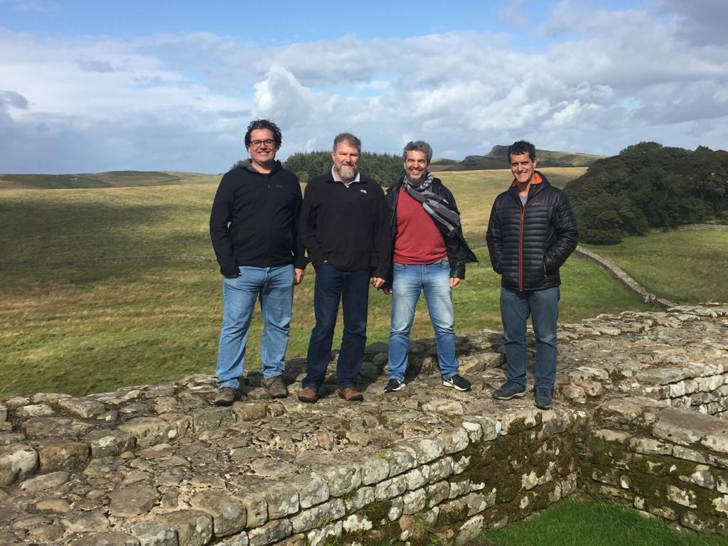 Durham-FAPESP SPRINT colleagues